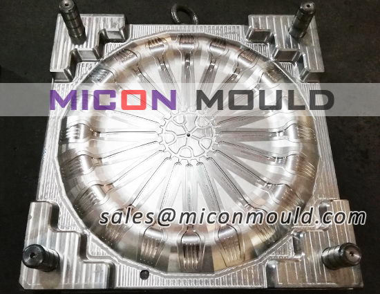 PLA fork mould