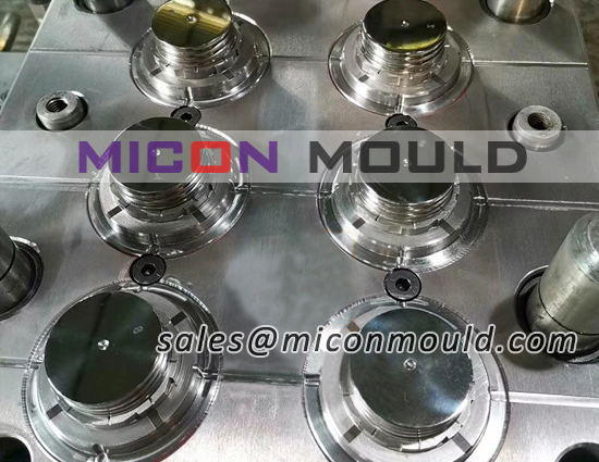 anti-theft cap mould