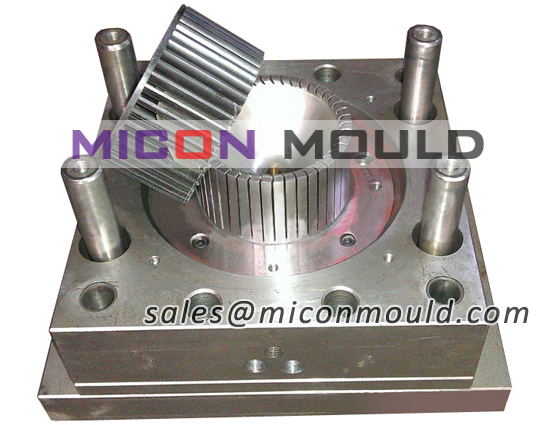 auto radiator fan mould