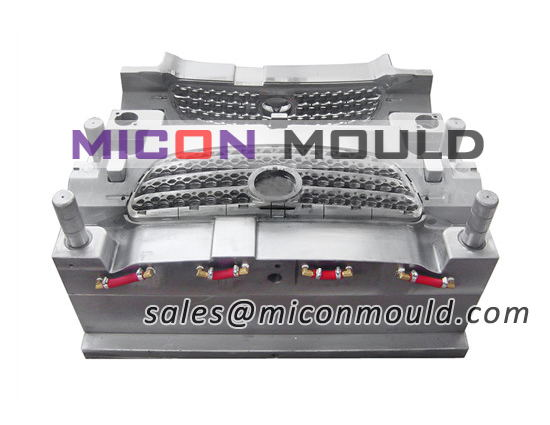 auto radiator grill frame mould