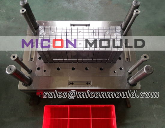 battery container mold