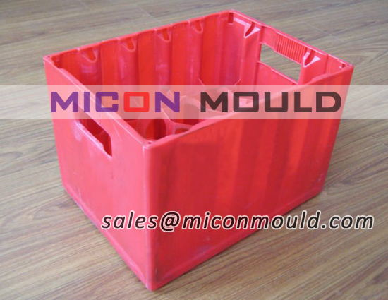 beverage case mould