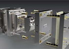 Plastic injection mould types
