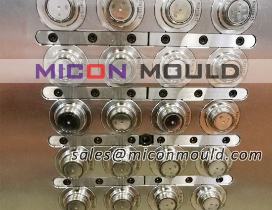 thread cap mould
