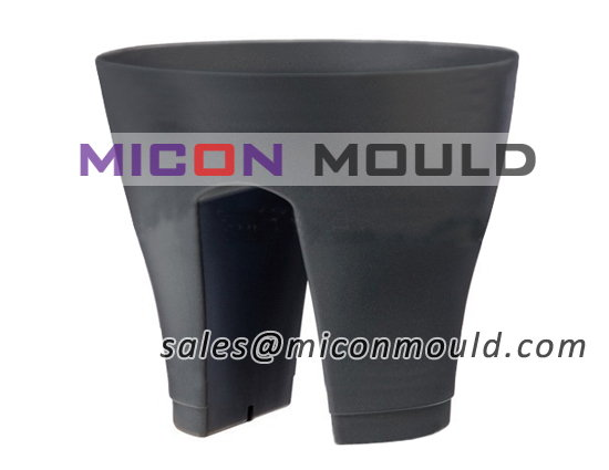 courtyard flower pot mould