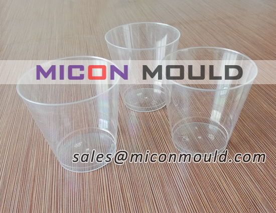 crystal cup mould