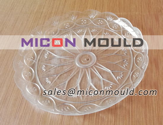crystal tray mould