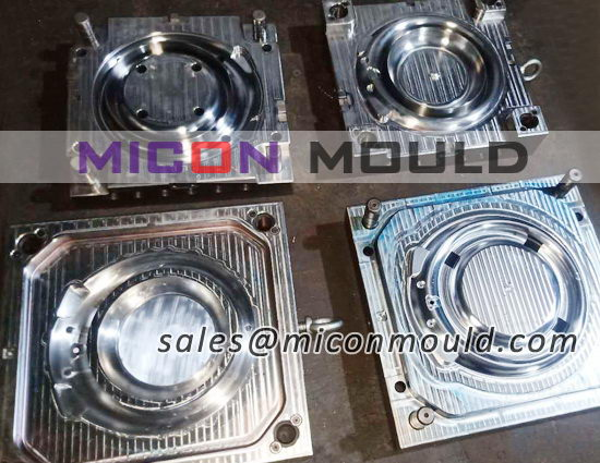 foldable basin mould