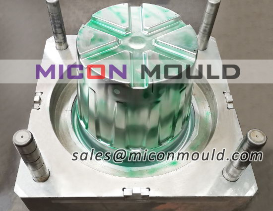 garden flower pot mould