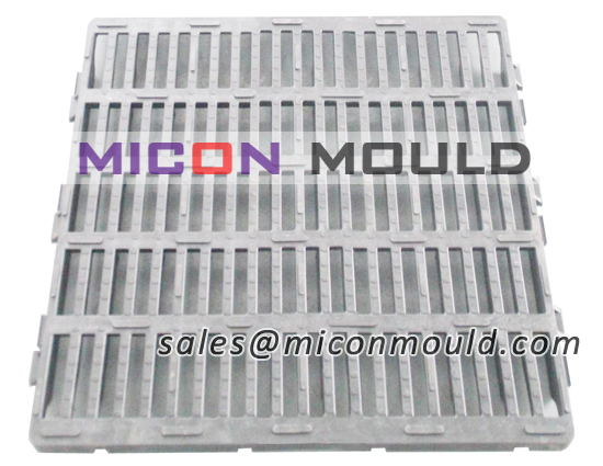 garden plastic floor mould