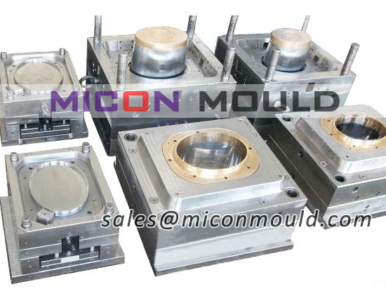 oval bucket mould