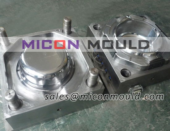 plastic basin mould
