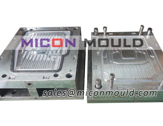 plastic floor mat mould