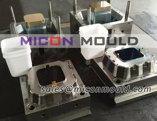 rectangle bucket mould