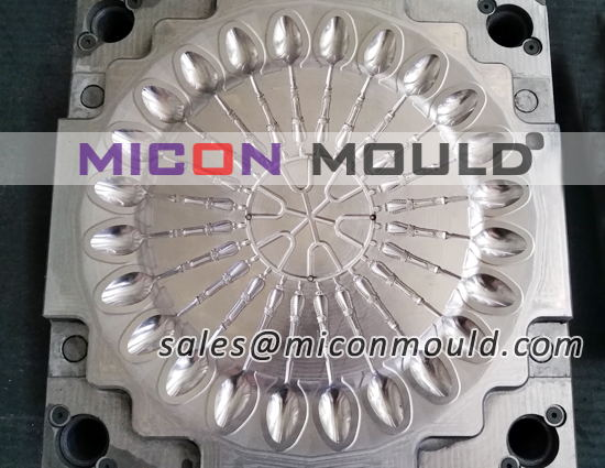 PS spoon mould