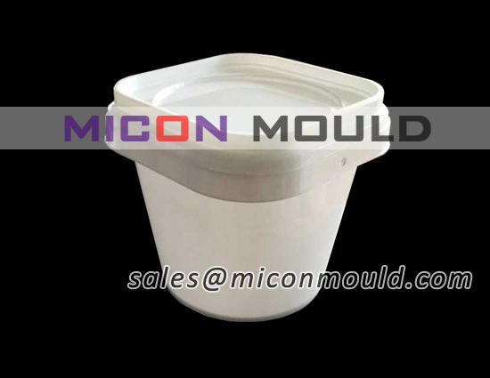 thin wall pail mould
